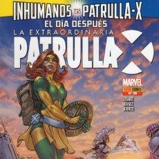 Cómics: LA EXTRAORDINARIA PATRULLA-X Nº 20 - PANINI - IMPECABLE. Lote 254361175