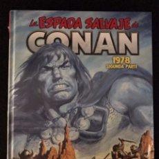 Cómics: ESPADA SALVAJE DE CONAN V.5 OMNIUM. Lote 254517970