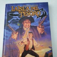 Comics: LA ISLA DEL TESORO. ROY THOMAS, MARIO GULLY. Lote 254915995