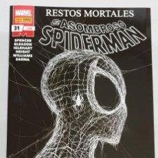 Cómics: EL ASOMBROSO SPIDERMAN Nº 180 / 31 : RESTOS MORTALES - MARVEL - PANINI. Lote 255356550