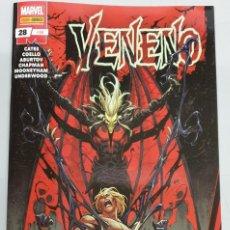 Cómics: VENENO VOL 2 Nº 38 / 28 : REY DE NEGRO / MARVEL - PANINI. Lote 255356795