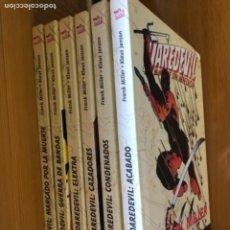 Comics : DAREDEVIL FRANK MILLER (OBRA COMPLETA EDICIÓN 2007). Lote 255370600