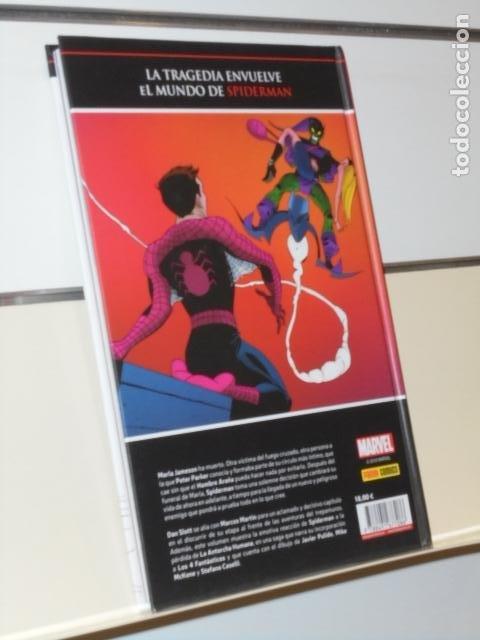 Cómics: MARVEL SAGA EL ASOMBROSO SPIDERMAN Nº 32 NADIE MORIRA - PANINI OFERTA - Foto 2 - 255419615