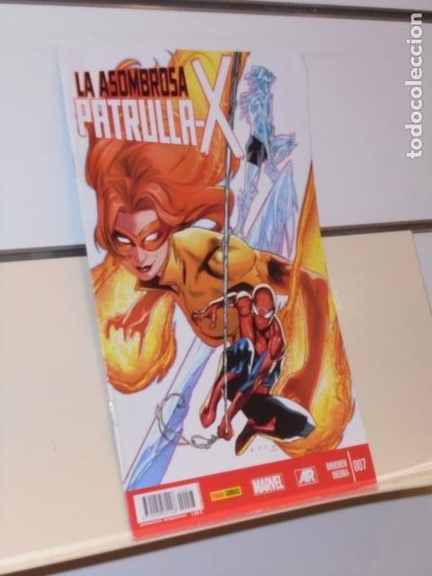 LA ASOMBROSA PATRULLA X Nº 7 - PANINI (Tebeos y Comics - Panini - Marvel Comic)