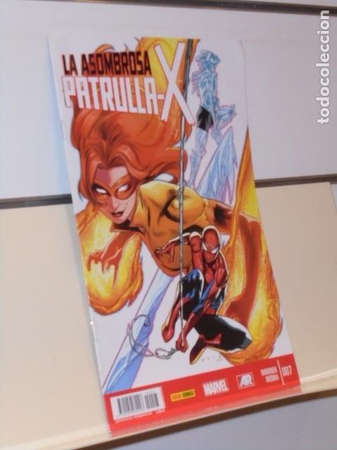 LA ASOMBROSA PATRULLA X Nº 10 - PANINI (Tebeos y Comics - Panini - Marvel Comic)