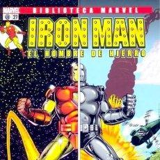 Cómics: BM IRON MAN Nº 27. Lote 255445905