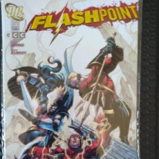 Cómics: DESCATALOGADO-FLASHPOINT Nº 3 ( GEOFF JOHNS ANDY KUBERT )-ECC- DC-NUEVO(NM)-BOLSA & BACKBOARD. Lote 255947455