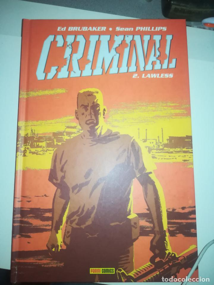 Cómics: CRIMINAL #2 LAWLESS - Foto 1 - 255979780