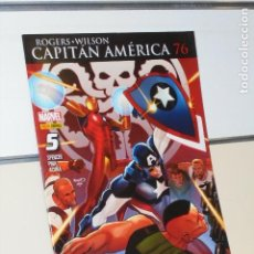 Cómics: CAPITAN AMERICA VOL. 8 Nº 76-5 CIVIL WAR II MARVEL - PANINI. Lote 256059160