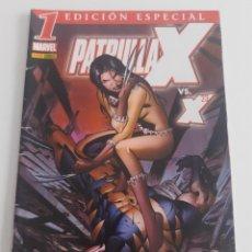 Cómics: PATRULLA X. VOL.3 NUM.1 EDICION ESPECIAL. Lote 257276675