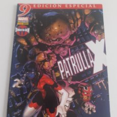 Cómics: PATRULLA X. VOL.3 NUM.9 EDICION ESPECIAL. Lote 257277175