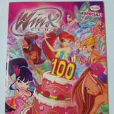 Cómics: WINX CLUB Nº 100 ESPECIAL CON PÓSTER DOBLE DE REGALO. FORMATO GRAPA. IMPECABLE. Lote 257278005