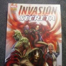 Cómics: MARVEL INHUMANOS INVASIÓN SECRETA. Lote 257329065