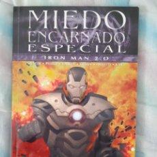 Cómics: MIEDO ENCARNADO ESPECIAL IRON MAN 2.0. Lote 257734490
