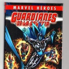 Cómics: GUARDIANES DE LA GALAXIA 2 : EL REGRESO DE HALCON ESTELAR - PANINI / MARVEL HEROES 93 / TAPA DURA. Lote 257605895