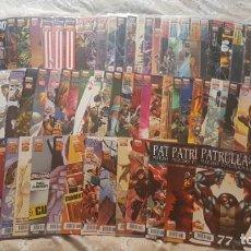Cómics: PATRULLA-X VOL.3 (OBRA COMPLETA 77 NÚMEROS) - PANINI - DESCUENTO 15%¡¡¡. Lote 257929105