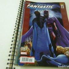 Comics : ULTIMATE FASTASTIC FOUR - NUMERO 11 - N 13. Lote 258763585