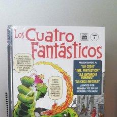 Cómics: LOS 4 FANTASTICOS. Lote 219698302