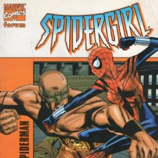 Cómics: SPIDERGIRL LA HIJA DE SPIDERMAN - FORUM - BUEN ESTADO - OFM15. Lote 260030625