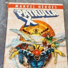 Cómics: MARVEL HEROES LA PATRULLA X GRADUACION , DE ROY THOMAS Y NEIL ADAMS. Lote 260602040
