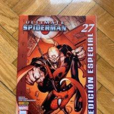 Cómics: ULTIMATE SPIDERMAN 27 - EDICIÓN ESPECIAL. Lote 260643300