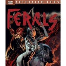 Cómics: FERALS 3 (DE DAVID LAPHAM & GABRIEL ANDRADE). 100% CULT COMICS. -MUY BUENO Y CON DESCUENTO-. Lote 260680020