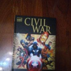 Cómics: CIVIL WAR (MARVEL DELUXE). Lote 260709910