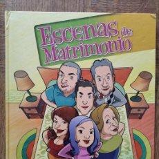 Cómics: ESCENAS DE MATRIMONIO - EL COMIC ALBUM TAPA DURA - PANINI COMICS.. Lote 260744980