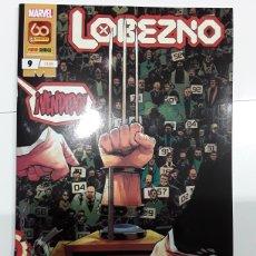 Cómics: LOBEZNO 9 / 109 (GRAPA) - PERCY, KUBERT, MARTIN - PANINI / MARVEL. Lote 261523750