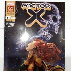 Cómics: FACTOR-X 5 (GRAPA) - WILLIAMS, BALDEÓN, SILVA - PANINI / MARVEL. Lote 261524365