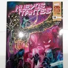 Cómics: NUEVOS MUTANTES 12 (GRAPA) - AYALA, REIS - PANINI / MARVEL. Lote 261525590