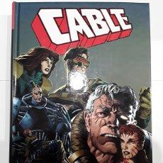 Cómics: CABLE. ORIGEN - LOBDELL, LOEB, HA - PANINI / MARVEL. Lote 261537150