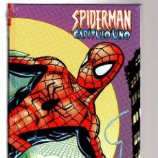 Cómics: SPIDERMAN : CAPITULO UNO - PANINI / MARVEL LIMITED EDITION / TAPA DURA / NUEVO Y PRECINTADO. Lote 251298085