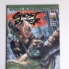 Fumetti: WORLD WAR HULK. GHOST RIDER. EXCELENTE ESTADO. Lote 261817690