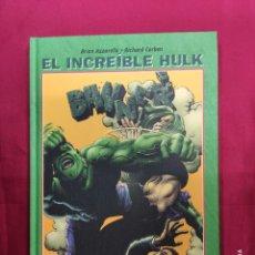 Fumetti: BEST OF MARVEL ESSENTIALS. EL INCREIBLE HULK. BANNER. RICHARD CORBEN. PANINI. Lote 290330478