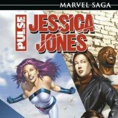 Cómics: JESSICA JONES : THE PULSE 3 - PANINI / MARVEL SAGA 116 / TAPA DURA. Lote 262057705