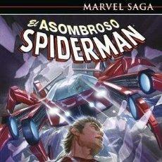 Cómics: EL ASOMBROSO SPIDERMAN 52 : ESCORPIO ASCENDENTE - PANINI / MARVEL SAGA 117 / TAPA DURA. Lote 262058790