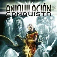 Cómics: ANIQUILACIÓN 6 : CONQUISTA : PRÓLOGO - PANINI / MARVEL / TAPA DURA. Lote 262059500