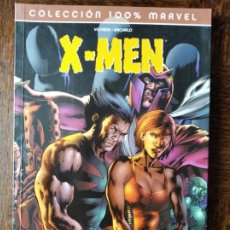 Cómics: X-MEN, RETORNO A LA ERA DE APOCALIPSIS- TOMO 100% MARVEL OBRA COMPLETA - PANINI - CHRIS BACHALO. Lote 262229050