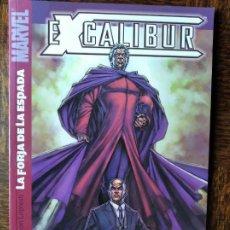 Cómics: EXCALIBUR, TOMO 1 - CLAREMONT/ LOPESTRI - MARVEL COMICS PANINI.. Lote 262235530