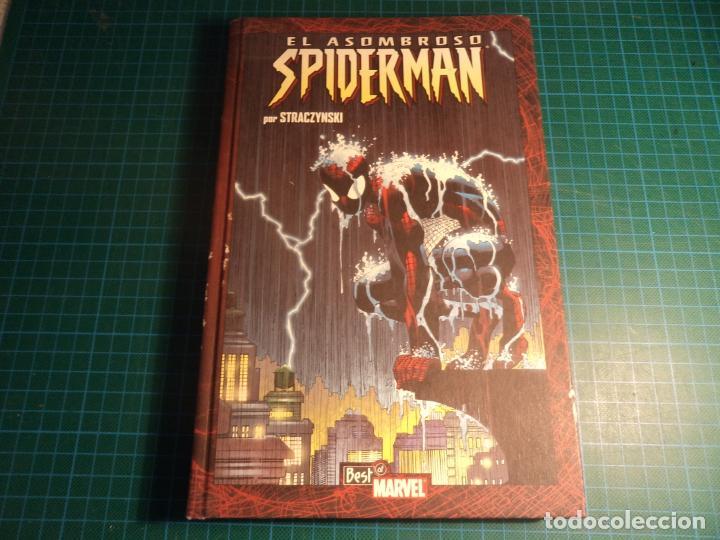 BEST OF MARVEL N° 2 . SPIDERMAN POR STRACZYNSKI. PANINI. (S-A) (Tebeos y Comics - Panini - Marvel Comic)