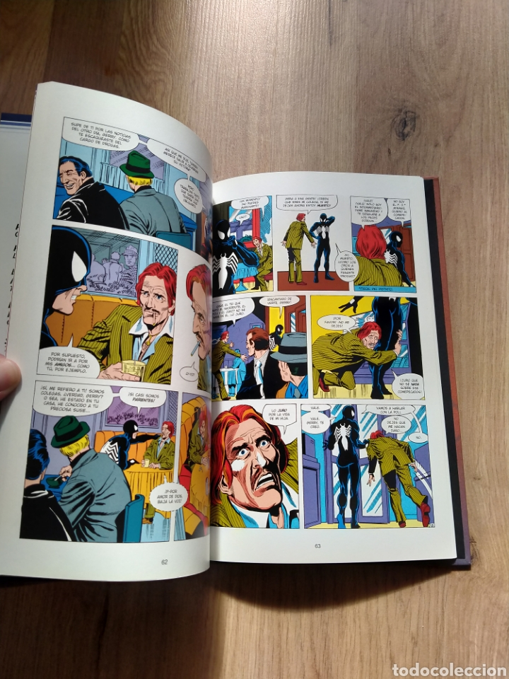 Cómics: Spiderman. La muerte de Jean Dewolff. Peter David. Rich Buckler. - Foto 3 - 262425230