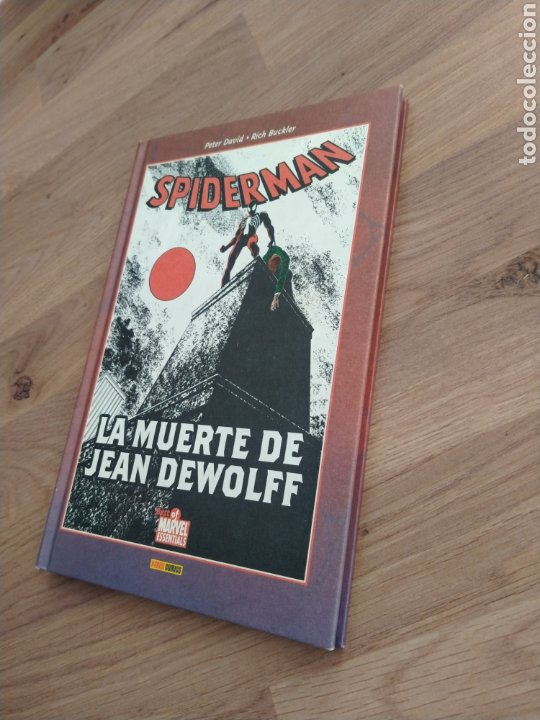 Cómics: Spiderman. La muerte de Jean Dewolff. Peter David. Rich Buckler. - Foto 5 - 262425230