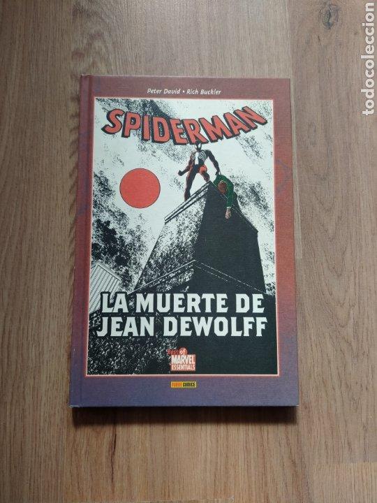 SPIDERMAN. LA MUERTE DE JEAN DEWOLFF. PETER DAVID. RICH BUCKLER. (Tebeos y Comics - Panini - Marvel Comic)