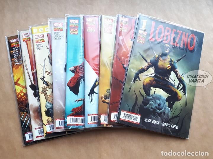 LOBEZNO VOL 5 - 1 A 18 - JASON AARON - PANINI (Tebeos y Comics - Panini - Marvel Comic)