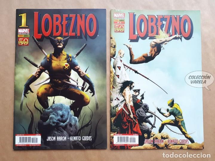 Cómics: Lobezno vol 5 - 1 a 18 - Jason Aaron - Panini - Foto 2 - 262426040
