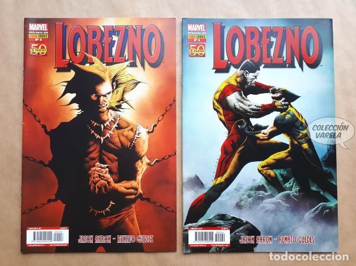 Cómics: Lobezno vol 5 - 1 a 18 - Jason Aaron - Panini - Foto 3 - 262426040