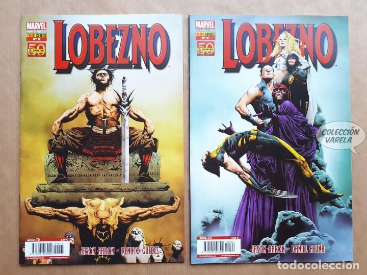 Cómics: Lobezno vol 5 - 1 a 18 - Jason Aaron - Panini - Foto 4 - 262426040