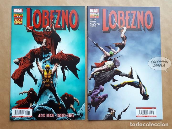 Cómics: Lobezno vol 5 - 1 a 18 - Jason Aaron - Panini - Foto 6 - 262426040