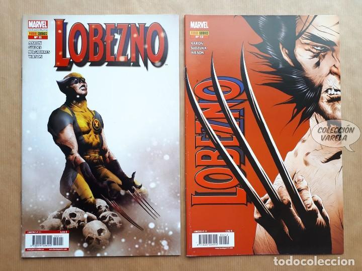 Cómics: Lobezno vol 5 - 1 a 18 - Jason Aaron - Panini - Foto 7 - 262426040